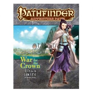 Pathfinder RPG: Adventure Path: City in the Lion's Eye (War for the Crown 4 of 6)