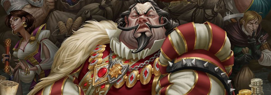 Sheriff Of Nottingham 2nd Edition Review