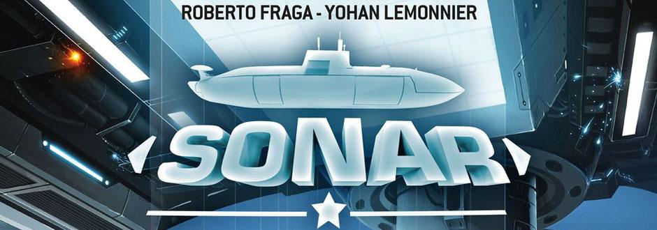 Sonar Board Game Review
