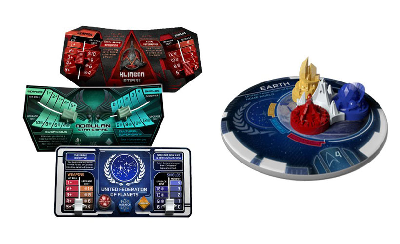 Star Trek Ascendancy Components