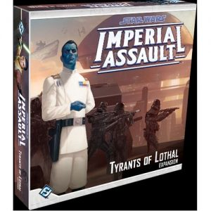 Tyrants of Lothal: Star Wars Imperial Assault Exp.