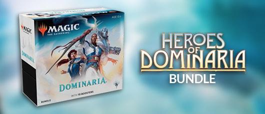 MTG: Dominaria Bundle