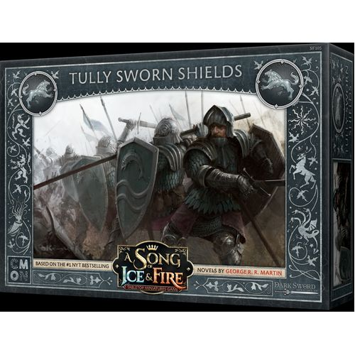 Tully Sworn Shields: Song Of Ice and Fire Exp.