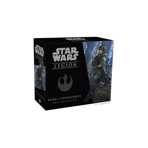 Star Wars: Legion - Rebel Commandos Unit Expansion