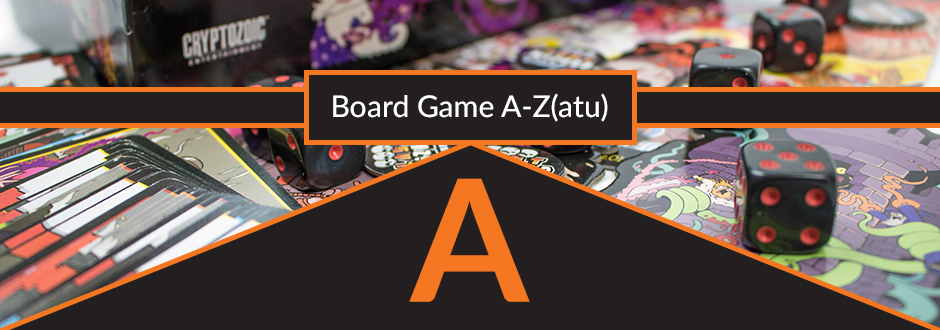Board Game Terms - A