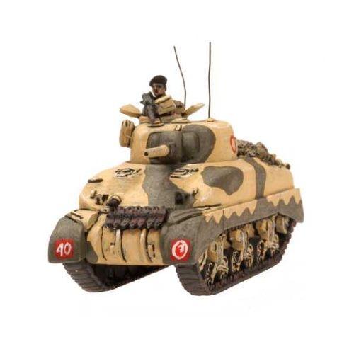 British Sherman II: TANKS Exp