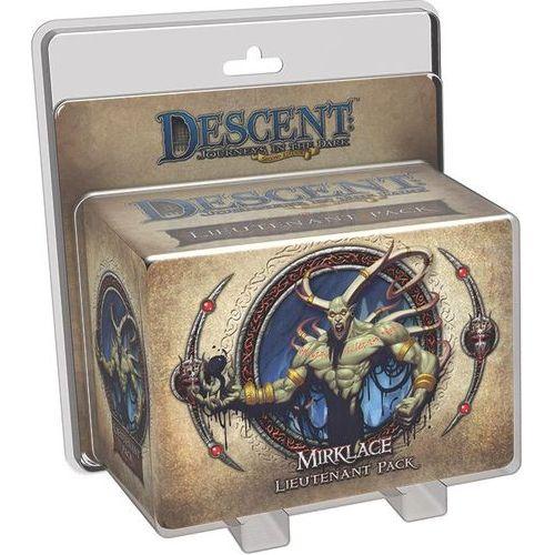 Descent 2nd Ed: Gargan Mirklace Lieutenant Pack
