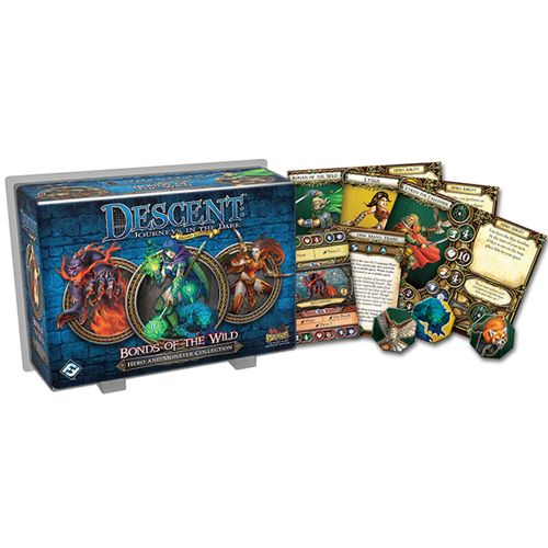 Descent 2nd Edition: Hero and Monster Collection - Bonds of the Wild