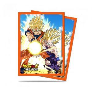Dragon Ball Sleeves: Father-Son Kamehameha (65ct)