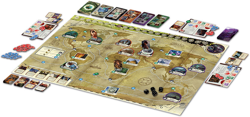Guide to Solo Gaming - Eldritch Horror