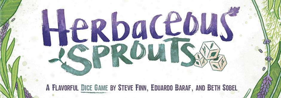 Herbaceous Sprouts – New to Kickstarter