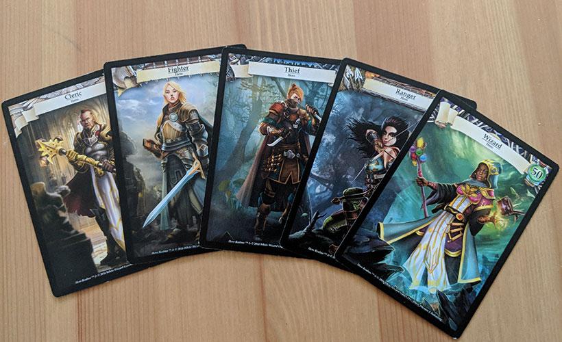 Hero Realms Character Packs
