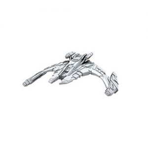 Star Trek Attack Wing: Jem'Hadar Battle Cruiser: Unpainted Miniatures