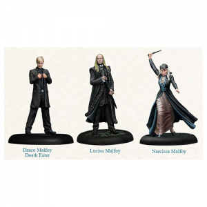 Harry Potter Miniatures Adventure Game: Malfoy Family Expansion (HPM)