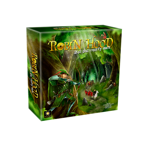 Robin Hood and the Merry Men Deluxe – Kickstarter Edition