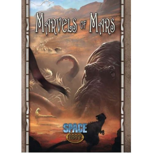 Space 1889: Marvels of Mars (Space 1889 Supp.)