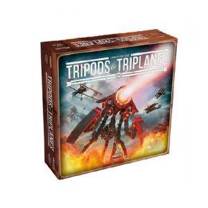 Wings of Glory: Tripods & Triplane - Starter Set