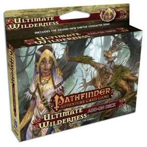 Pathfinder Adventure Card Game: Ultimate Wilderness
