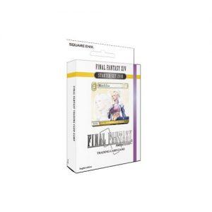 Final Fantasy 14-XIV (2018) FF TCG Starter Set