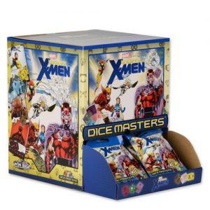 Uncanny X-Men Gravity Feed: Marvel Dice Masters