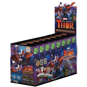 The Mighty Thor Draft Pack CDU: Marvel Dice Masters