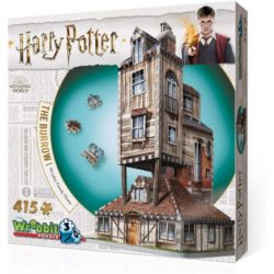 Wrebbit 3D Harry Potter - The Burrow