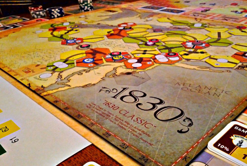 18XX Games Guide - 1830