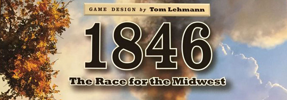 18XX Games Guide - 1846 Race for the Midwest