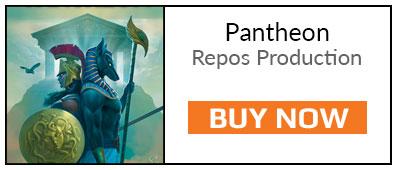 7 Wonders Duel Pantheon - Buy Now