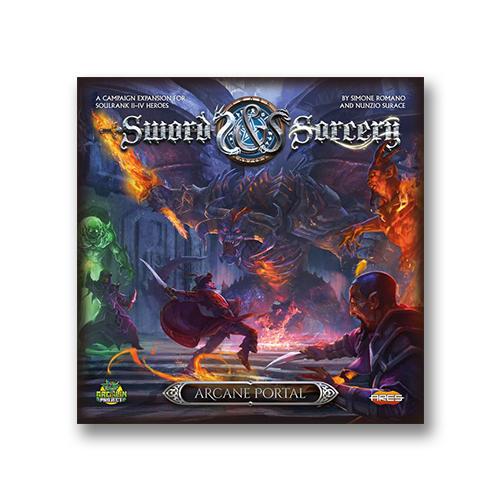 Arcane Portal: Sword & Sorcery Expansion