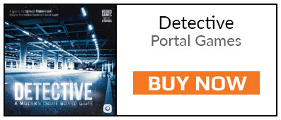 Buy Detective: A Modern Crime Board Game