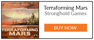 Buy Terraforming Mars = Games of the Month