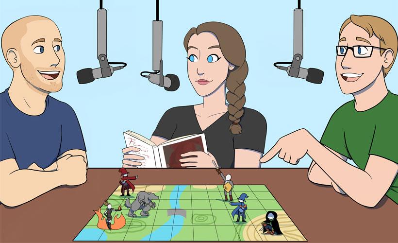 Chris Steele - Tabletop Game Talk