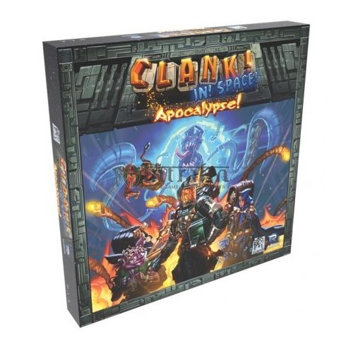 Clank! In! Space! Apocalypse! Exp.