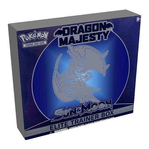 Pokemon TCG: Dragon Majesty Elite Trainer Box