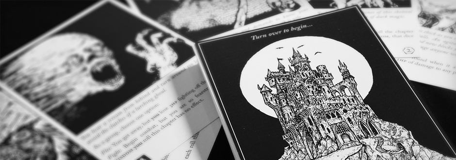 Escape the Dark Castle: Thomas Pike Q&A