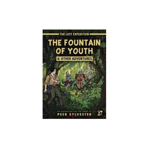 Fountain of Youth: The Lost Expedition