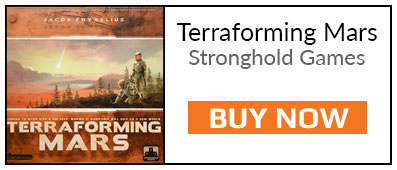 Games of the Month - Buy Terraforming Mars