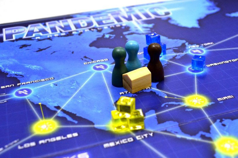 Games of the Month May - Pandemic