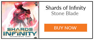 Games of the Month - Shards of Infinity Deckbuilder