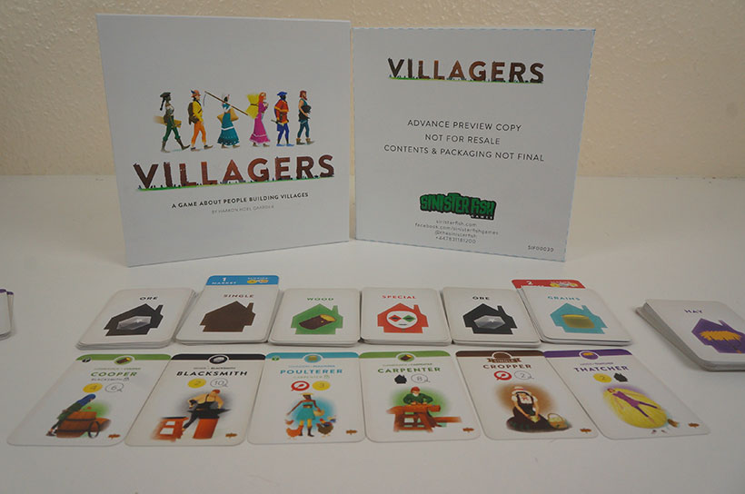 Games of the Month - Villagers