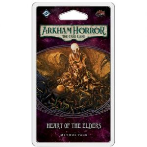 Heart of the Elders: Arkham Horror LCG Exp