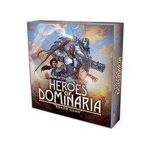 MTG: Heroes of Dominaria Board Game Standard Edition