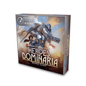 MTG: Heroes of Dominaria Board Game Premium Edition