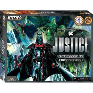 Justice Campaign Box: DC Comics Dice Masters