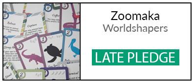 Late Pledge - Zoomaka Kickstarter