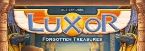 Luxor Board Game Preview
