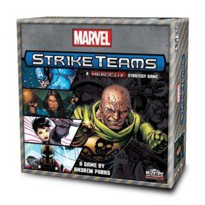 Marvel Strike Teams