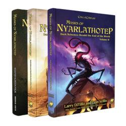 Masks of Nyarlathotep: Slip Case Edition