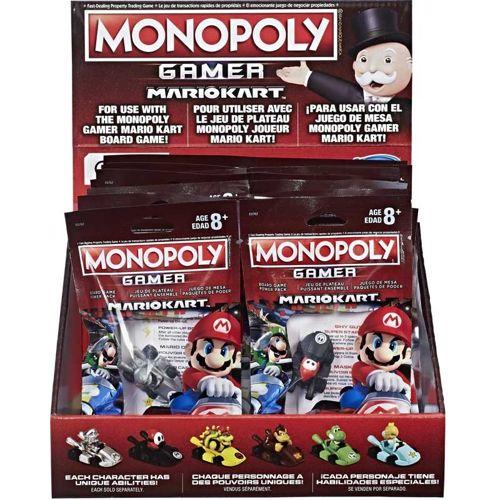 Monopoly Gamer Mario Kart Power Packs Board Game Zatu Games Uk